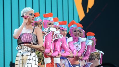 Katy Perry brengt ongezien spektakel naar 't Sportpaleis