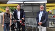 Treinpendelaars kunnen fiets voortaan stallen in fietskluis aan station Ruisbroek