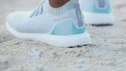 Adidas verkoopt sneakers uit oceaanafval