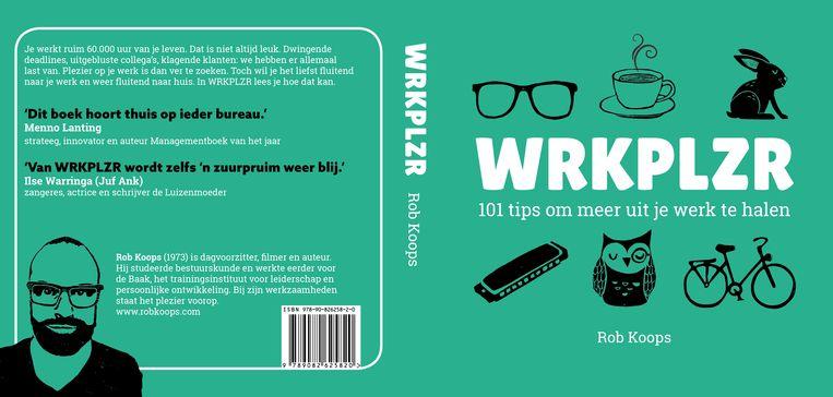 boekcover WRKPLZR