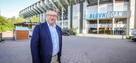 """Brugs burgemeester De fauw enthousiast over nieuw Club-stadion: """"Het best mogelijke ontwerp én we krijgen een park 'cadeau' ..."""""""