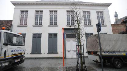 Vlaamse regering maakt 'substantiële' premie vrij voor restauratie begijnhofpastorie