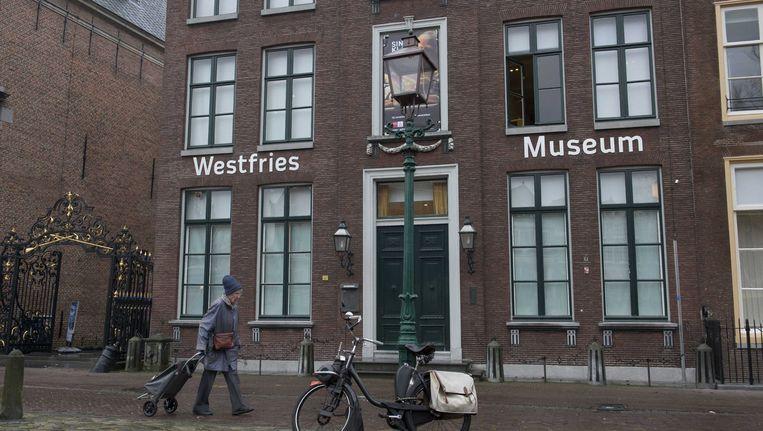 Het Westfries Museum in Hoorn. Beeld anp