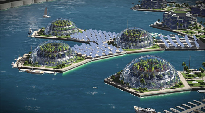 Seasteading Institute.