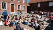 Zo'n 250 kinderen maken kennis met boerenstiel op Binnen bij Boerendag