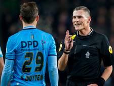 Arbiter Van Sichem stopt en gaat aan de slag bij KNVB