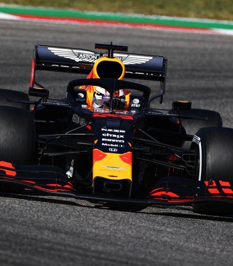 Verstappen: Hamilton rijdt fenomenaal