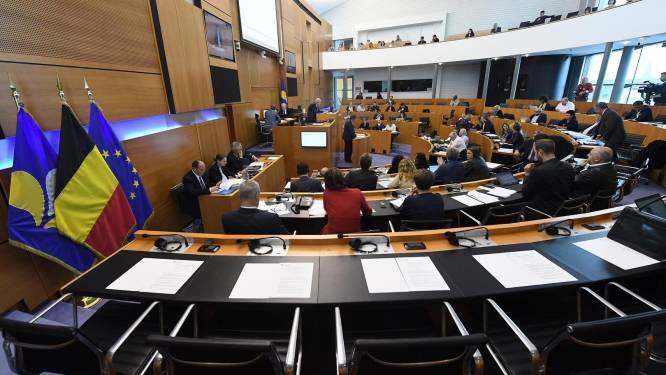 Dit zijn de 17 Nederlandstalige en 72 Franstalige verkozenen in het Brussels Parlement