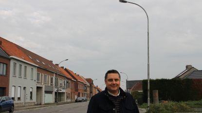 Ingelmunster gaat openbare verlichting langs landelijke wegen niet langer doven 's nachts