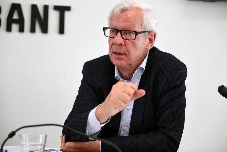 Provinciegouverneur Lodewijk De Witte.