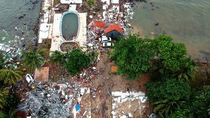 Tsunami Indonesië: balans loopt op tot 373 doden, meer dan 1.400 gewonden en 128 vermisten