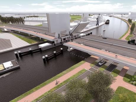 Opinie: De broodnodige tweede brug bij Boskoop is er al, alleen staat-ie op de verkeerde plek