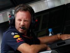 Horner na uitvallen Verstappen boos over slechte service Renault
