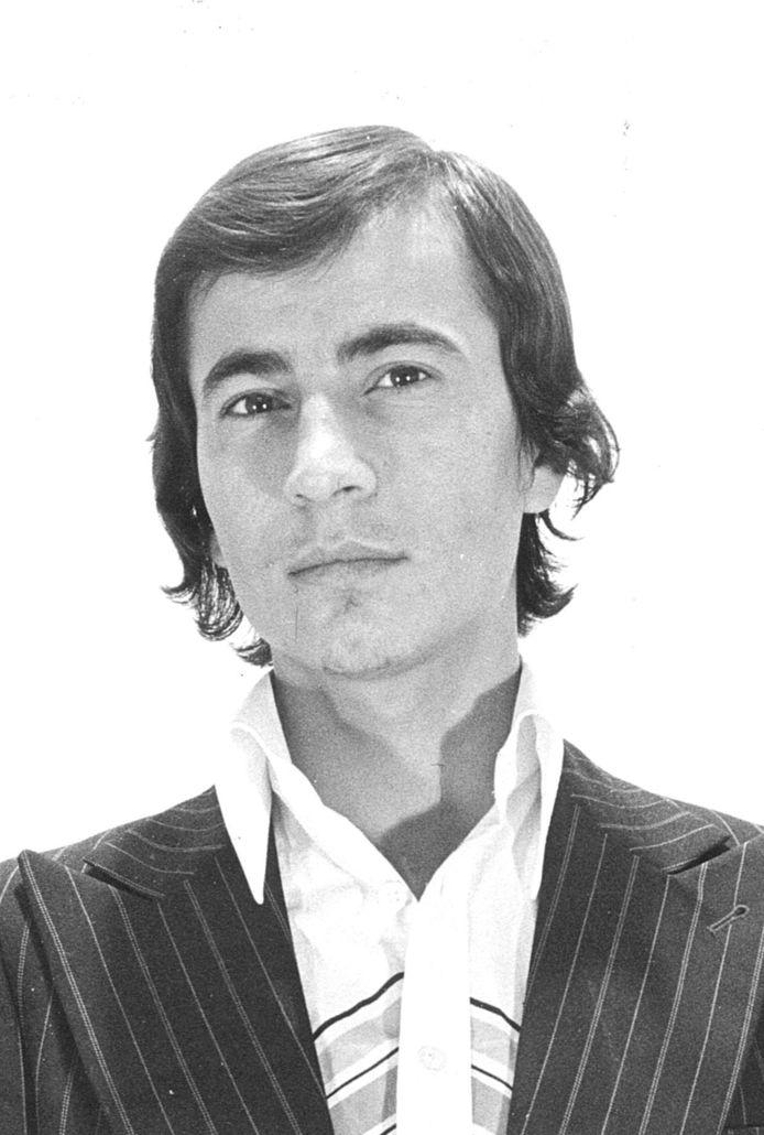 Cevdet Y. in 1985.