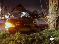 Bestuurder zonder gordel rijdt auto total loss