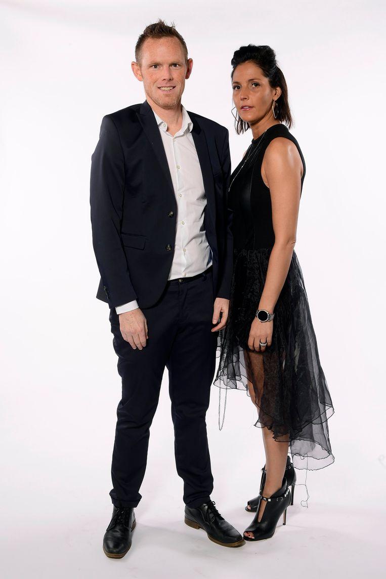 Christophe Brandt met Alison.