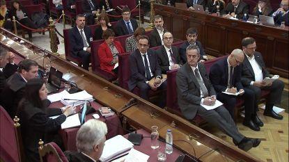 """Spaans parket verwerpt idee van """"politiek proces"""" tegen Catalaanse separatisten"""