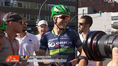 HERBELEEF 1,2,3,4 ritzeges voor Belgen in Vuelta dankzij oppermachtige Keukeleire