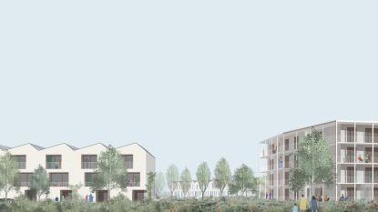 Plan voor ruim 80 nieuwe woningen net buiten Leffinge, waaronder ook mantelappartementen