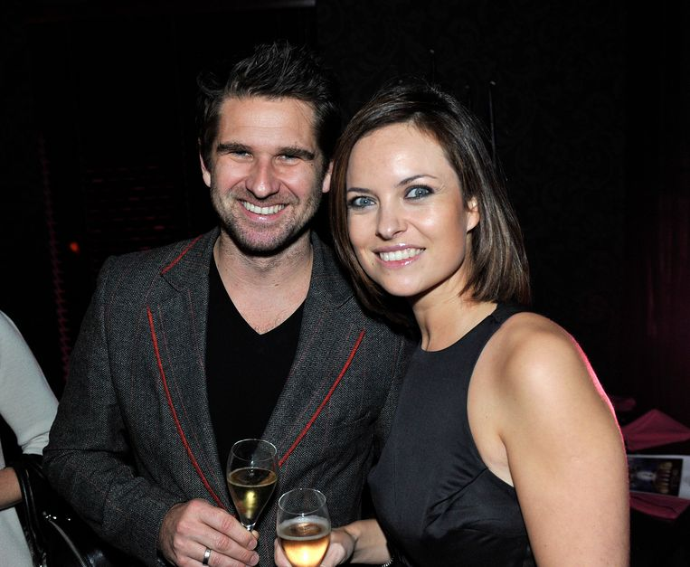Zsofi Horvath en haar echtgenoot Olivier verloren een kindje tijdens hun eerste zwangerschap.