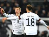 Duitsland plaatst zich met ruime zege op Wit-Rusland