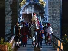 Projectontwikkelaar treitert Sinterklaas kasteel Ammersoyen uit