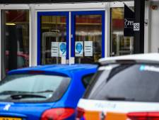 Gewapende overval op woonwinkel Gouda: verdachte zwaait met mes en eist geld
