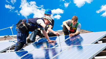 Zulte gaat voor zonnepanelen op gemeentegebouwen