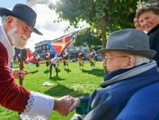 Harrie Hanenberg uit Boekel, oudste Brabander, overlijdt op 106-jarige leeftijd