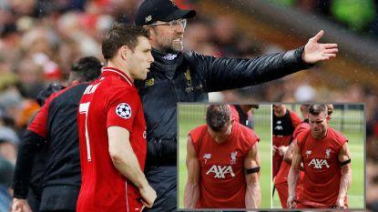 De koning van de fysieke testen bij Liverpool: Milner maakt indruk met fysieke présence na vakantieperiode