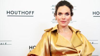 'Undercover'-actrice Anna Drijver is mama geworden van een zoon
