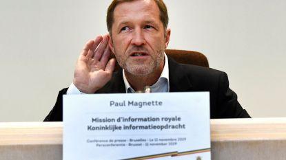 Paul Magnette brengt morgen verslag uit bij de koning - wordt zijn opdracht verlengd?