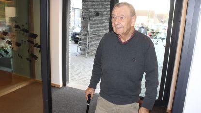 FOTO: Senioren nemen hun intrek in De Faluintjes