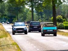 Grensverkeer zorgt weer voor wat leven in Luyksgestel
