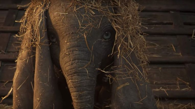 Disney lost betoverende trailer van nieuwe film 'Dumbo'