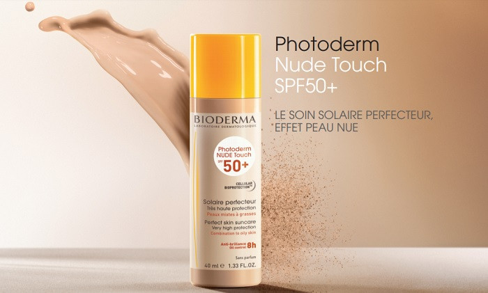 Photoderm Nude Touch SPF 50+