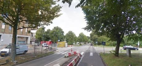Burgemeester Van der Postlaan in Leusden 2,5 week deels dicht
