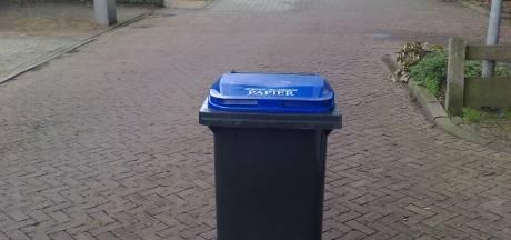 'Zot' van uitdelen blauwe bakken in Pijnacker