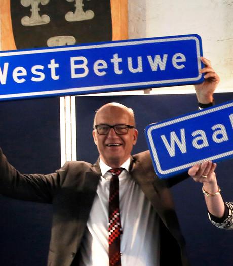 Lingewaal heet vanaf 2019 West Betuwe