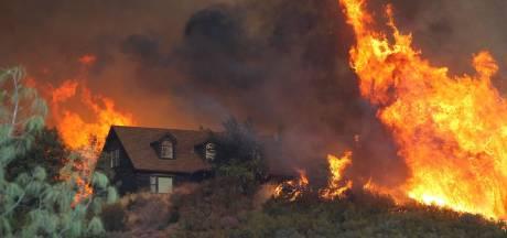 Noodtoestand in Californië vanwege bosbranden