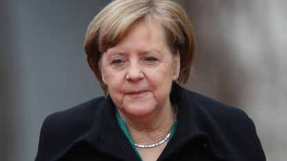 Merkel maant sociaaldemocraten aan tot verantwoordelijkheidszin