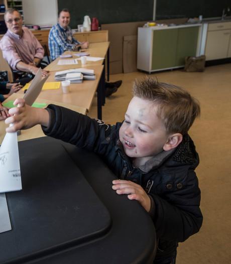 Tilburgers mogen mogelijk al op hun zestiende stemmen en in de raad