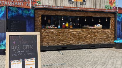 Frustratie groeit bij cafébazen nadat zomerbar takeaway mag organiseren