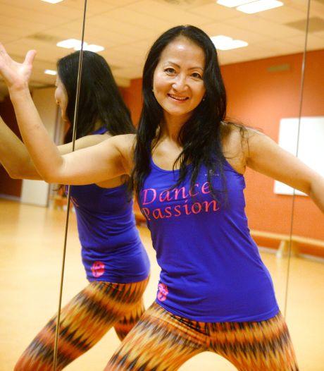 Hengelose Priscilla Ye wil mensen meer laten dansen: 'Kom van die bank af'