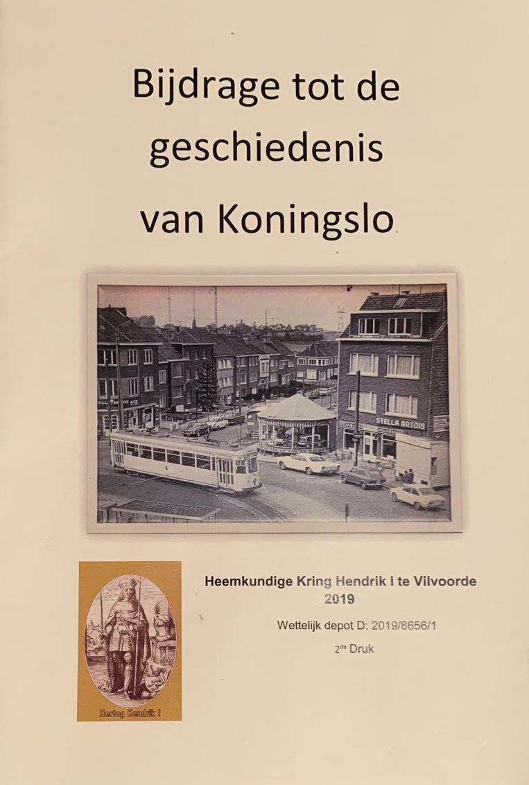 Uitgave: bijdrage tot de geschiedenis van Koningslo