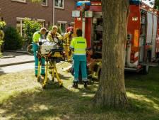 Klusser gewond bij kleine gasexplosie in Helmond
