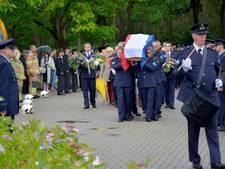 Militair afscheid voor in Tilburg door Oosterhouter aangereden dodelijk slachtoffer