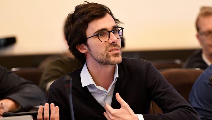 Le député Groen Kristof Calvo.