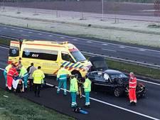 A50 weer open na ongevallen bij Nistelrode en Uden