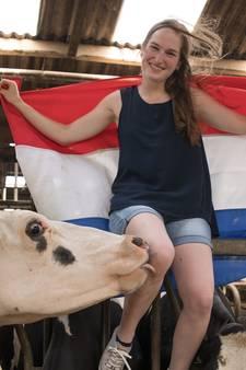 'Lianne is geboren om te gaan boeren, het zit in haar genen'